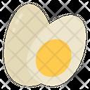 Eggs Egg Boiled Eggs Icon