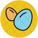 Eggs Food Agriculture Icon