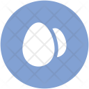 Eggs Dairy Food Icon