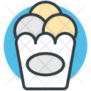Eggs Tray Box Icon