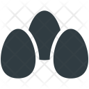 Eggs Poultry Protein Icon