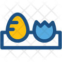 Egg Poultry Eggs Icon