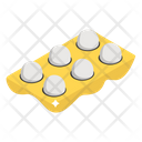 Eggs Eggs Tray Egg Box Icon
