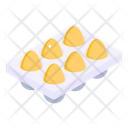 Eggs Eggs Box Eggs Tray Icon