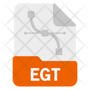 Egt File Format Icon