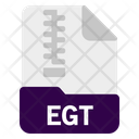 Gt File Document Icon