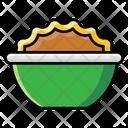 Egusi Fast Food Healthy Food Icon