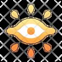 Egypt God Eye Icon