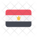Egypt Country Region Icon