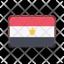 Egypt Country Region Icon