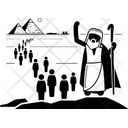 Egypt Exodus Free Icon