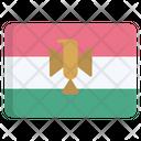 Egypt Flag Flag Nation Icon