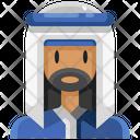 Egypt Man Man Avatar Icon
