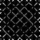 Egypt Stamp Grunge Icon
