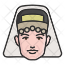 Egyptian Man Young Man Young Boy Icon