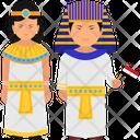 Egyptian Outfit Egyptian Clothing Egyptian Dress Icon