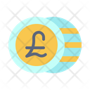 Egyptian Pound International Money Icon