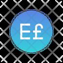 Egyptian Pound Icon