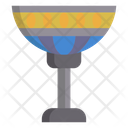 Egyptian Royal Cup Trophy Royal Trphy Icon