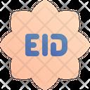 Eid Celebration Ornament Icon
