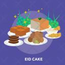 Cake Food Snack Icon