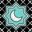 Ramadan Moon Eid Icon