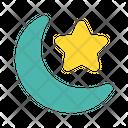 Eid Moon Icon