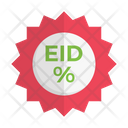 Eid Offer Sale Icon