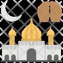 Eid Religious Mosque Icon