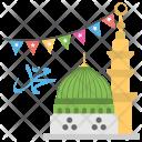 Eid Birth Day Icon