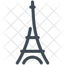 Eiffel Tower France Monument Icon