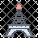 Eiffel Tower France Landmark France Monument Icon