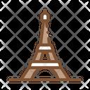 Eiffel Tower France Icon