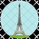 Eiffel Tower Wonder Icon