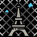 Eiffel Tower Paris Landmark Icon