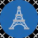 Eiffel Tower Paris Icon