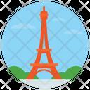 Eiffel Tower Paris Landmark France Landmark Icon