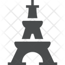 Monument Tower Building Icon