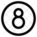 Eight Cirle March Icon