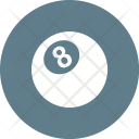 Eight ball Icon