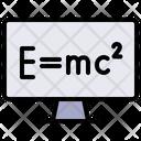 Einstein Learn Formula Icon