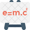 Einstein Formula Icon