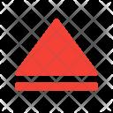 Eject Remove Arrow Icon