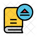 Eject Book Icon