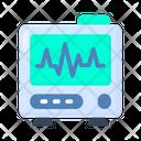 Ekg Ecg Electrocardiogram Icon