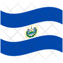 Flag Country El Salvador Icon