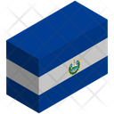 Flag Country El Salvador Icon
