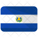 El Salvador Flag Icon