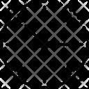 Elapsed Pass Undergo Icon