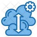 Elastic Cloud System Online Icon